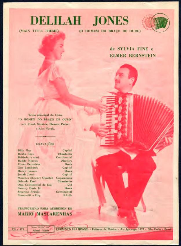 Páginas desdeDelilah Jones - Elmer Bernstein